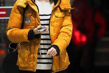 Asian female fashion