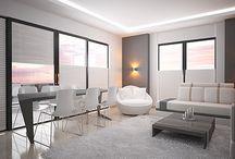 Inspirujące wnętrza Karnix / Inspirujące wnętrza z naciskiem na wystrój i dekoracje okienne.