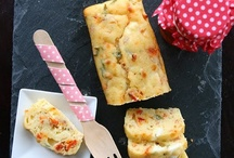 Bread/Scones Cooking Club Ideas / by Janet Luc Griffin
