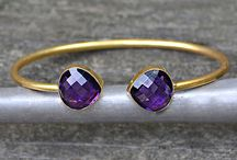 February Birthstone / by Danique Jewelry