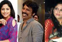 Nadhiya Romances With Pawankalyan Director