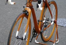 JM: bicycles