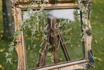 Wedding Seating chart information