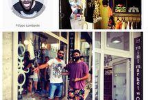 """Filippo Lombardo / Membro del Team Riviera Network  Imprenditore, Creativo, Business Hunter.  Da Startupper a imprenditore dal successo inarrestabile, nel mondo del franchising, grazie ad un'intuizione: trasformare l'esperienza in """"store"""" in qualcosa di creativo ed unico seguendo live i desideri dei consumatori...e così ieri ha conquistato un'altra meta Riccione ft Cocorico'"""