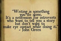 Books and writing