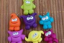 polymer clay ♥love