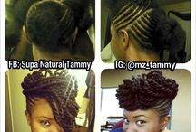 All About Napturality / I'm a naturalist and natural hair stylist who loves being inspired.  / by Mich G