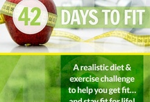 42 Days to Fit / I have the 42 Days to Fit on Kindle and I plan to take this journey.  Do you want to join too?