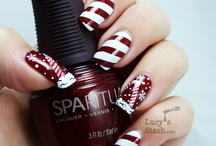 Teen Program - Manicures / Various holiday themed nail ideas. / by Kate W.