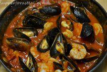 Portugal / Portugese gerechten en typisch Portugese dingen.