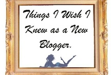 Blogging Goodies / by Alison Sokol