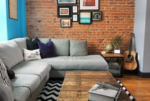 AT - House Tours / Sampling of my favorite Apartment Therapy House Tours. General inspiration and aesthetics.