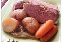 Beef Roasts and Roast Beef  / by Heather Ortega