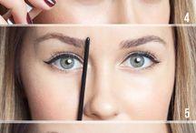 Maquillage et coiffure