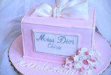 Dior baby shower