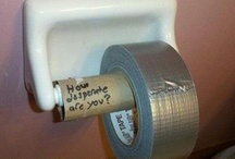 Outhouse Humor