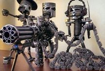 Kovové umenie