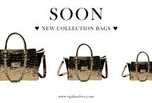 BAGS - NEW COLLECTION / NEW COLLECTION BAGS BY EGÍDIO ALVES SHOE DESIGNER  / by EGÍDIO ALVES SHOE DESIGNER