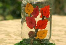 Homeschool Holiday crafts