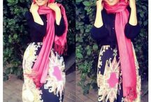 HIJABI'' , TURBAN STYLES ,HIJABI FASHION,MUSLIMAH FASHION
