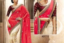 Desginer Saree / We provide best quality clothing range in affordable prices. We always try to give trendy, fashionable clothing and beauty products http://www.IStYle99.com