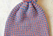 hakking / Tunisian crochet