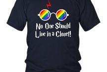 Gay Pride T Shirt