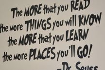 Dr Seus / by Laura Miller