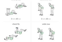 back muscle workout