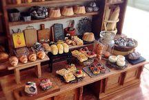 konyhs stb makettek