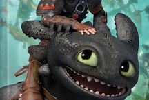 Banguela and Hiccup