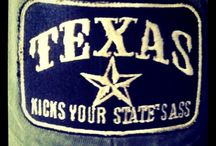 TEXAS... My State Kicks Your State's Ass