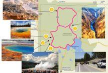 Yellowstone / Informace o národním parku Yellowstone http://www.cestovani-po-usa.cz/parky/Yellowstone-narodni-park.html