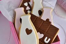 Food~Cake&cookies decoration