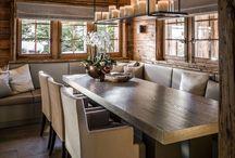 ski dining room