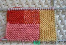 Knit-sew