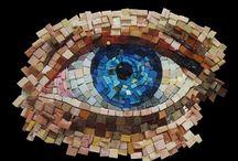 Mosaic Portraits & People