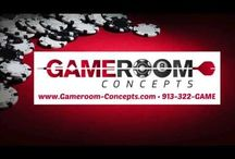 Gameroom Concepts / Welcome to the New Game in Town, at the Best Prices...we Guarantee it! American Made Pool Tables from $1,699, Pinball Machines from $1,499, Shuffleboard Tables from $899, Foosball Tables from $599, and the best supply of Arcade Games and Pinball Machines in KC, and priced from only $299!!!  http://Gameroom-Concepts.com/