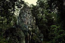 Cambodia & Laos / by Sabrina Swann-Warren
