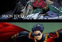 Robin, bitch
