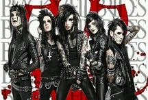 black viel brides