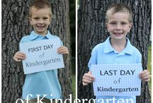 First Grade: Back to school! / by Brandee Bee