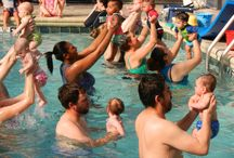 Water Babies / Water Babies classes are designed to offer a fun and relaxed aquatic experience for parent and infant. For more information on this FREE class, visit http://www.sealswimschool.com/swim-lessons/water-babies/
