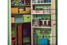 Craft Room / Rooms to perform your crafts, whether they are knitting, scrapbooking or multimedia. This is the place that dreams are made! / by Gisele Hawkins