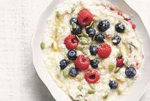 Porridge recipes