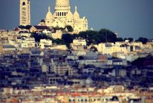 Paris et Caen