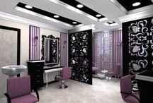 Salon Interior Designs