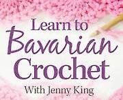 crochet Bavarian