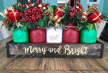 CHRISTMAS: Jars