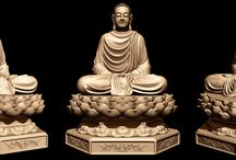 Buddha Statue - 3D Printing Project_03